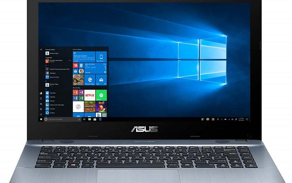 Asus 14″ windows 10 laptop for $150 in-store