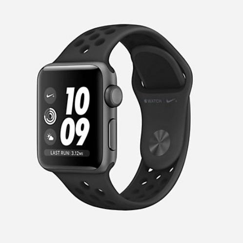 38mm Nike+ Series 3 Apple Watch for $297
