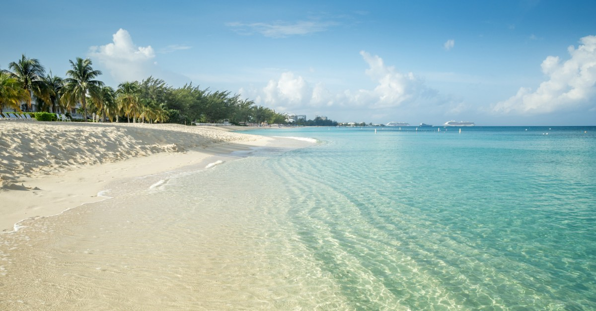 Flights to Grand Cayman in the $100s and $200s round-trip!