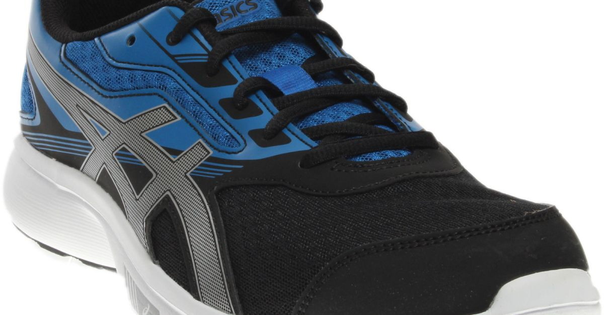 ASICS Stormer men's athletic shoes for $29, free shipping