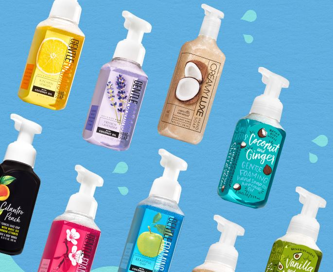 Today only: Hand soaps for $3 at Bath & Body Works