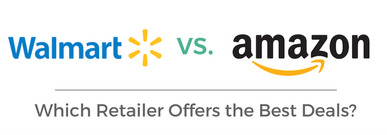 Study: Walmart 34% cheaper than Amazon, on average