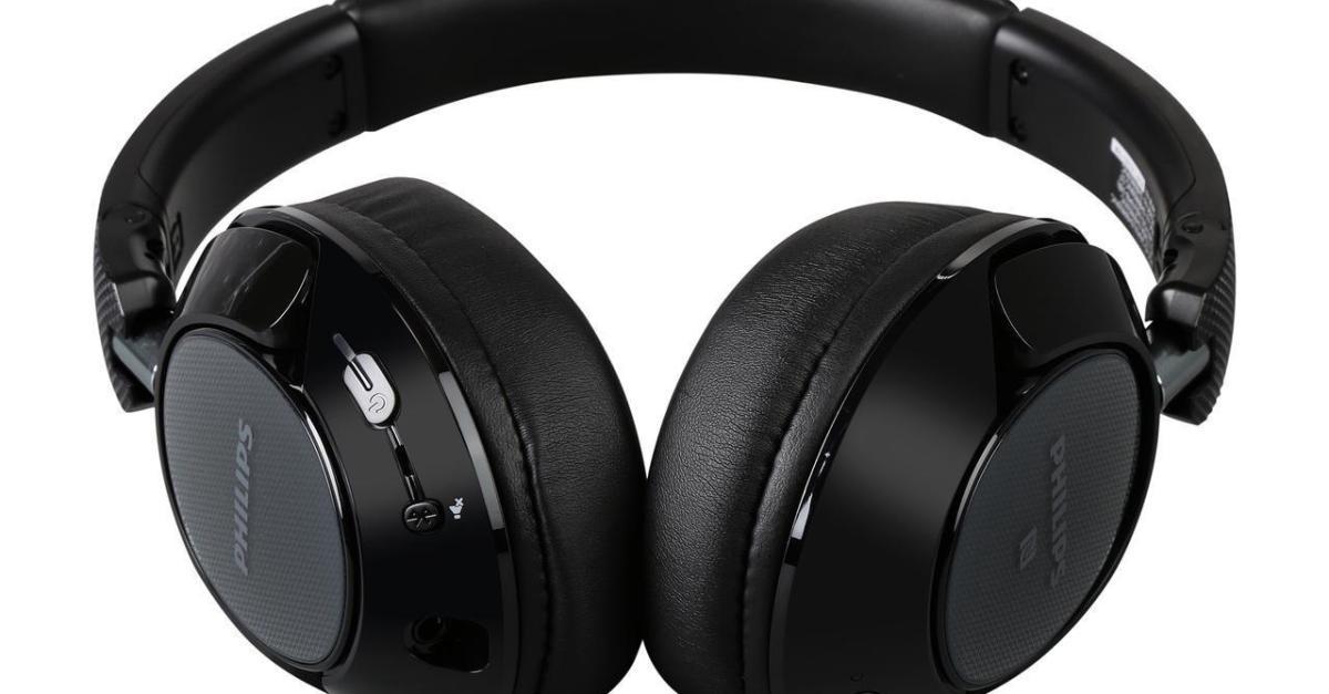 Philips wireless noise canceling over-ear headphones for $70