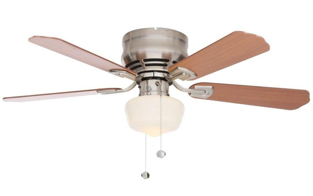 Today only: Ceiling fans and lights from $35
