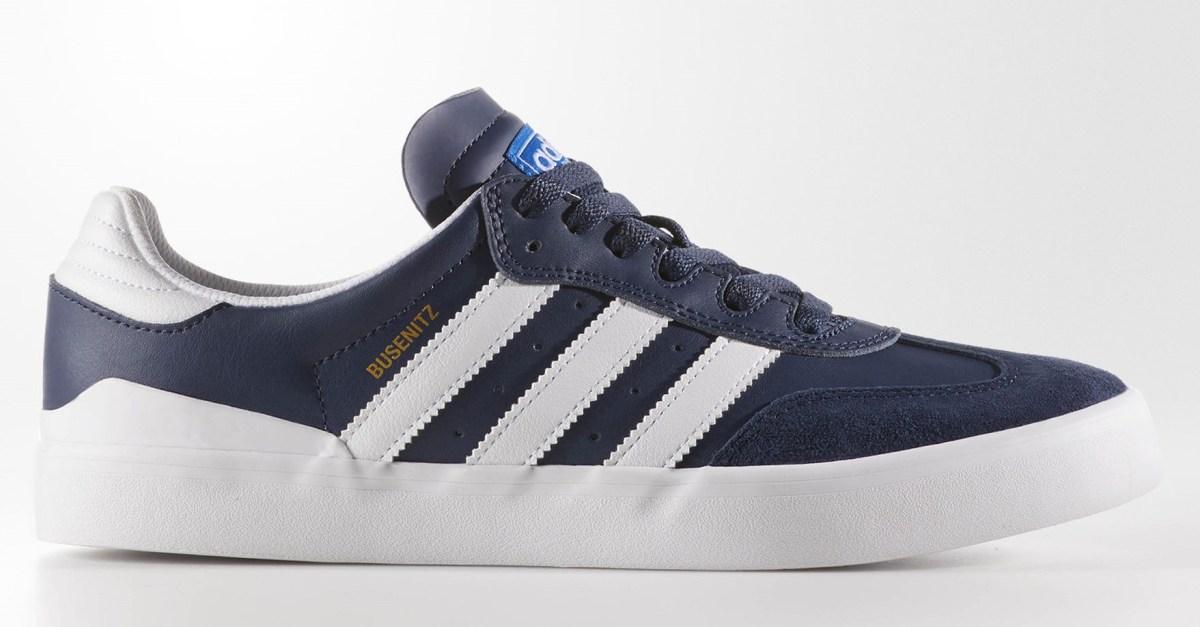 Adidas Busenitz Vulc RX men's shoes for $30, free shipping