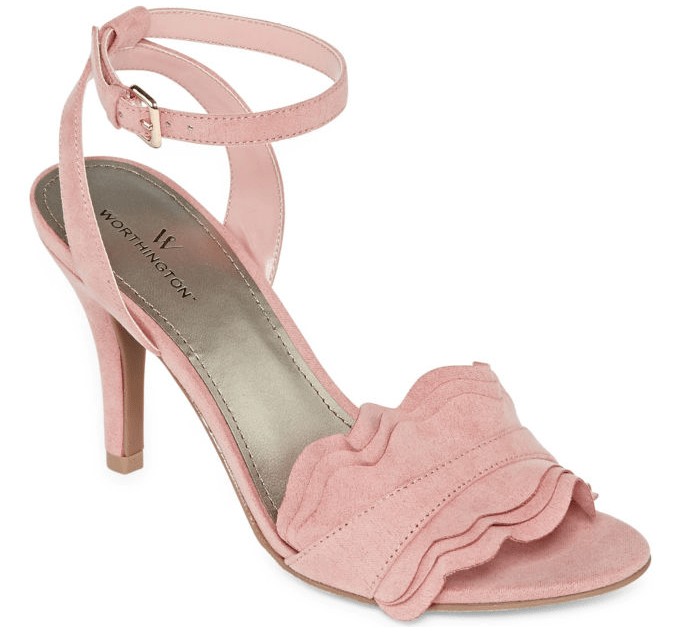 J.C. Penney: Buy 1 pair, get 2 free women's shoes!
