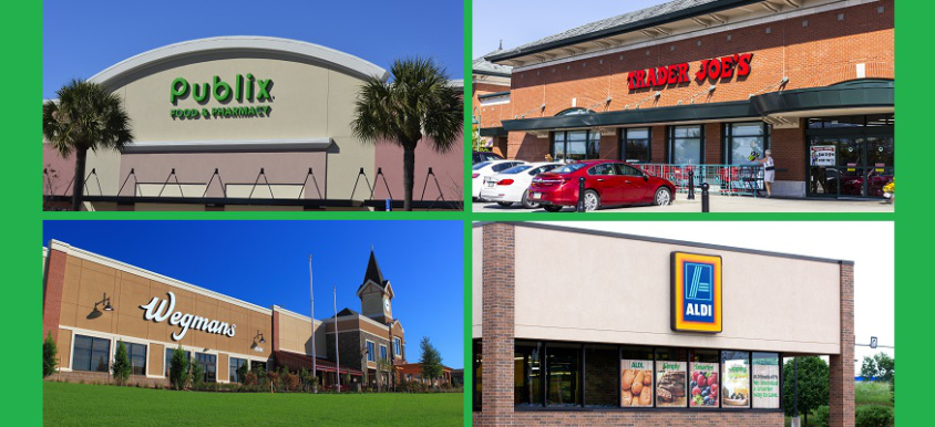 Publix vs. Trader Joe's vs. Aldi vs. Wegmans: Which grocery store is best?