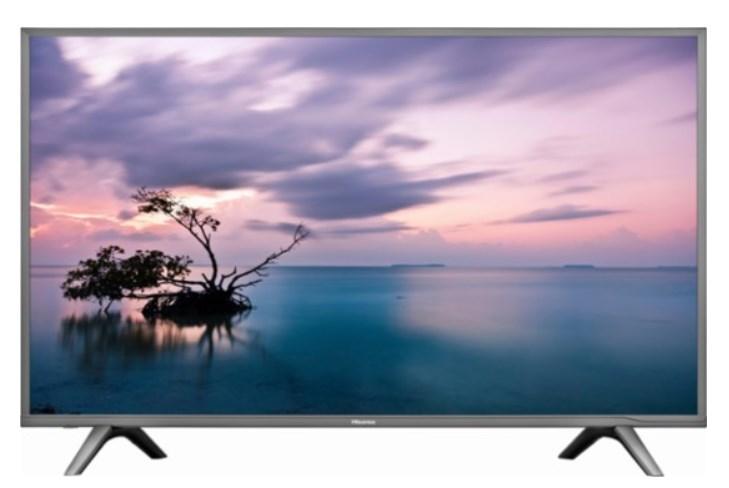 Hisense 60″ LED 4k smart TV for $450