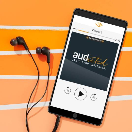 Ends soon! Save $50 on an Audible annual membership