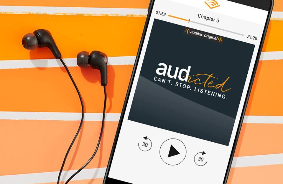 Audible Fall Harvest Sale: Find titles for $5 each