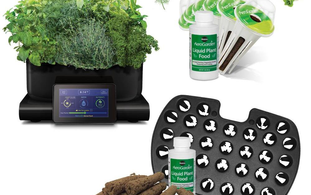 Today only: Miracle-Gro AeroGardens from $60, free shipping
