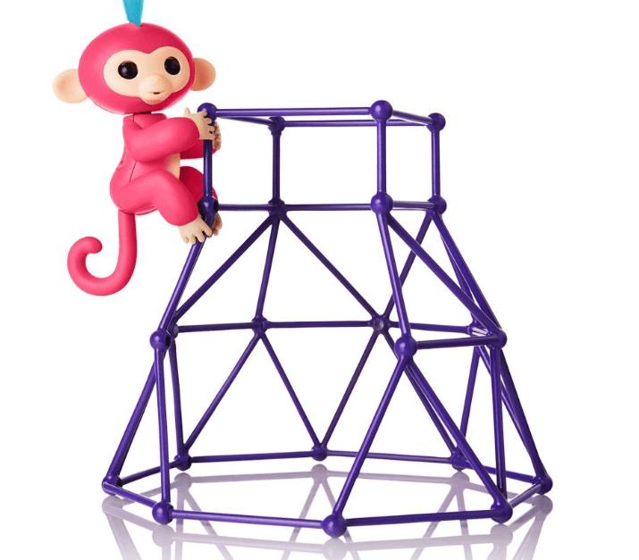 fingerling monkey aimee