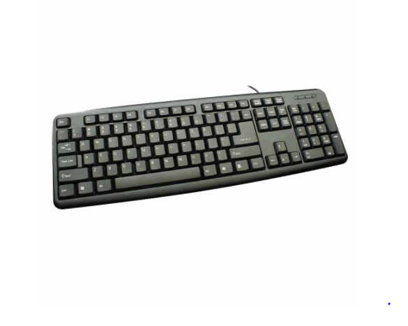 Today only: ProHT wire K615 keyboard for $1