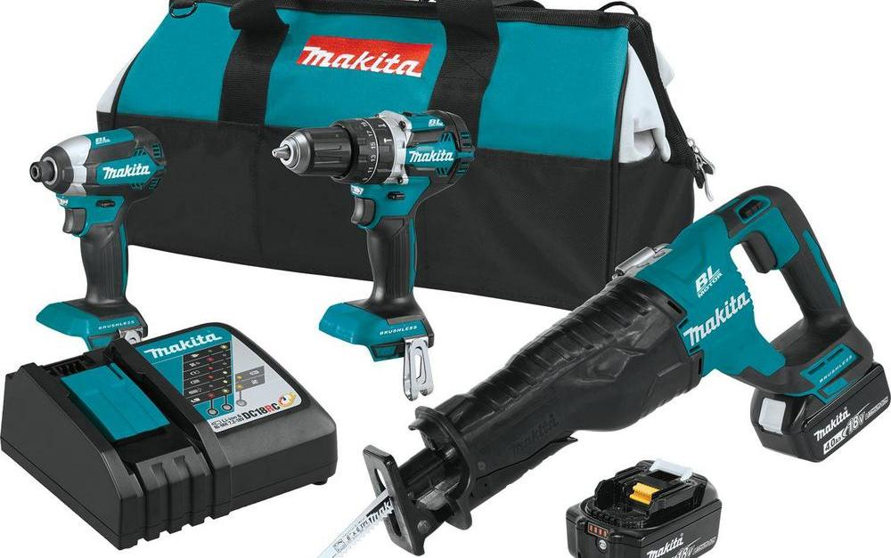 Today only: Save up to $180 on Makita tool sets