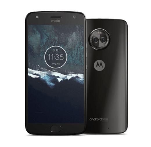 Project Fi: 32GB Android One Moto X4 4G LTE smartphone for $149