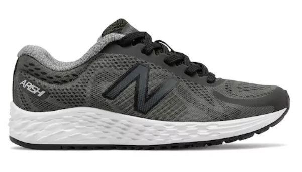 New Balance Arishi boys' running shoes for $26