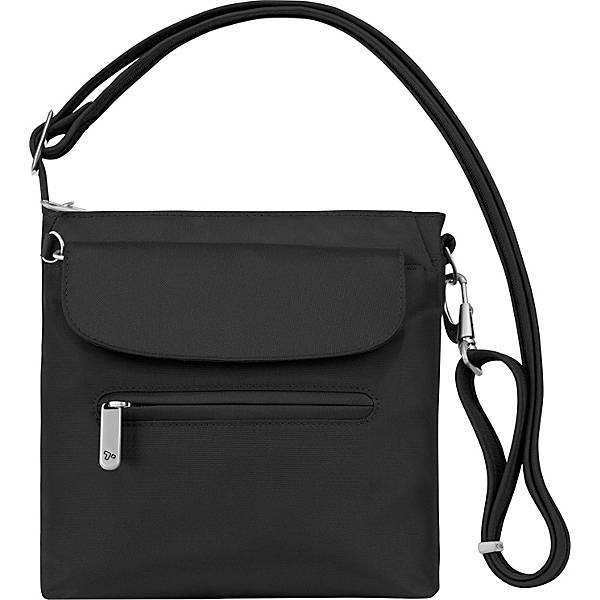 Travelon anti-theft classic mini shoulder bag for $16
