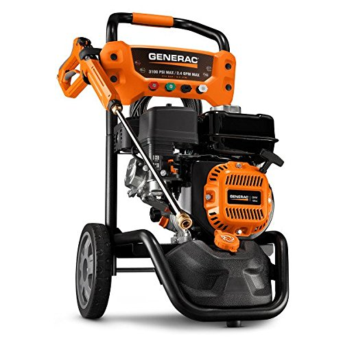 Today only: Generac 7019 OneWash 3,100 PSI, 2.4 GPM gas-powered pressure washer for $295