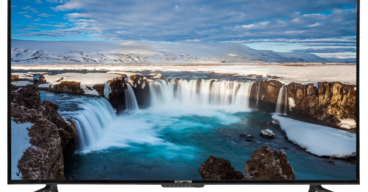 55″ 4K HDTV for $250 at Walmart, free shipping