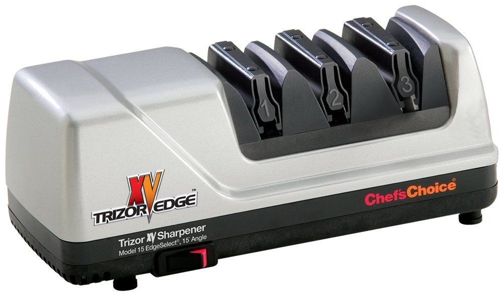 Today only: Chef's Choice professional electric knife sharpener for $100