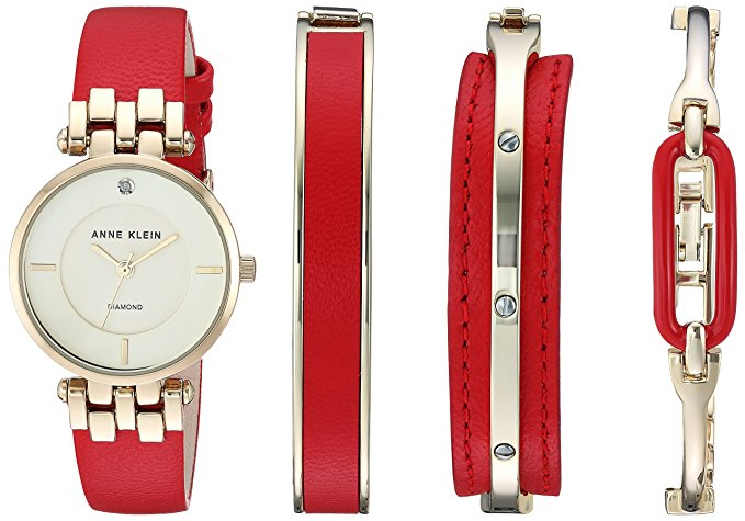 Today only: Anne Klein watches from $30