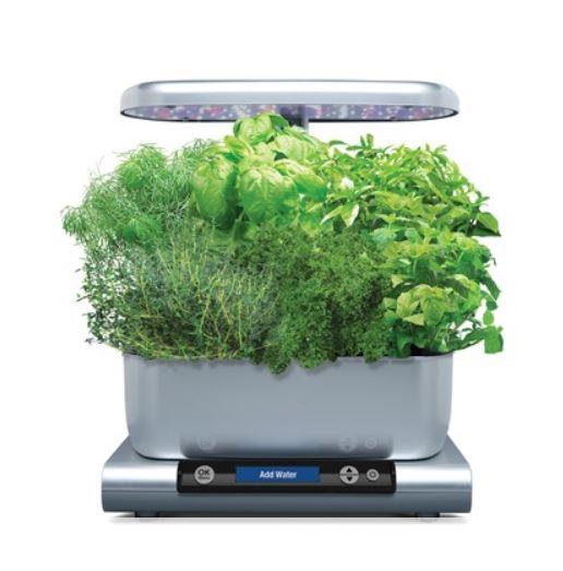 Today only: AeroGarden Harvest 6-pod countertop garden for $70