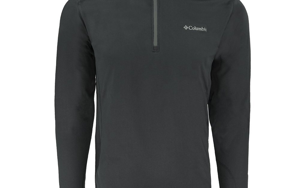 Columbia men's Tech Pine Ridge half-zip jacket $20, free shipping