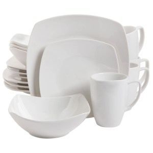 16-Piece Zen Buffetware dinnerware set