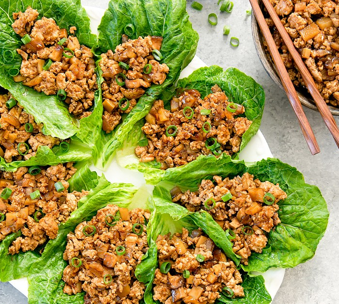 Today only: Enjoy $5 lettuce wraps at P.F. Chang's