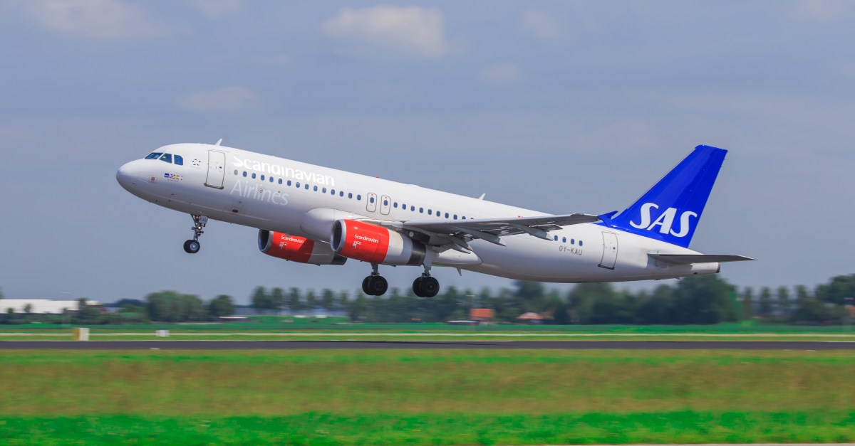Scandinavian Airlines: Kids fly (almost) free