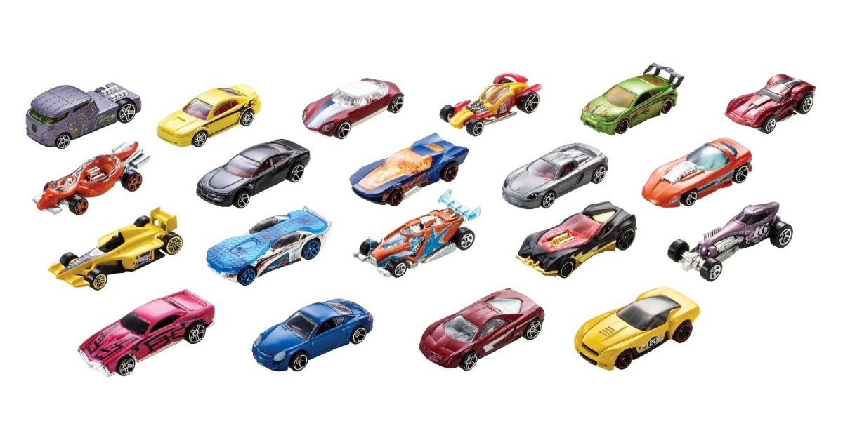 Today only: Kids get a free Hot Wheels car at Target