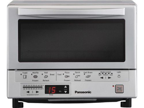 Panasonic Flash Xpress toaster oven for $97 after coupon
