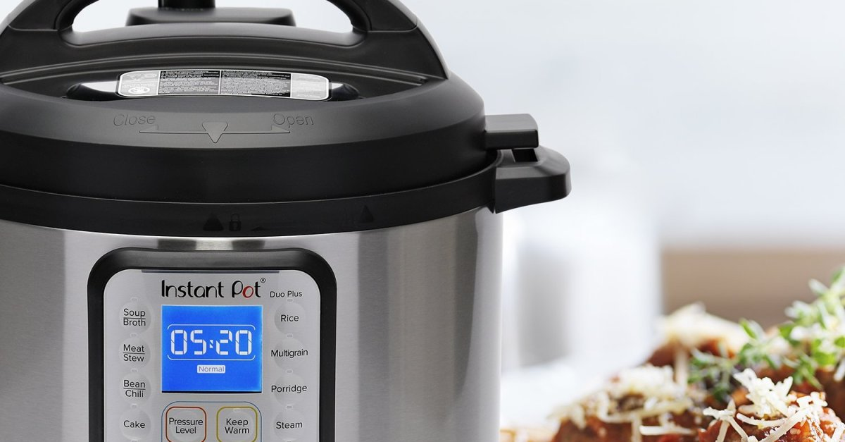 Today only: Instant Pot multi-use programmable pressure cookers from $55