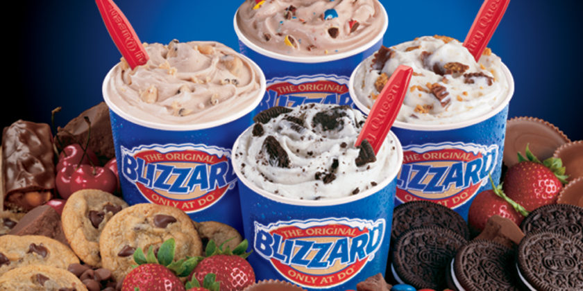 Dairy Queen: Get a FREE small Blizzard treat when you download the app