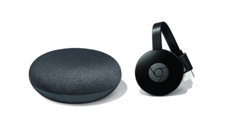Get a Google Home Mini and Chromecast for only $66 at Walmart
