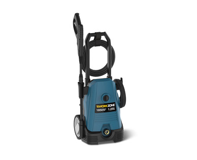 In-store: Workzone 1,850 PSI electric pressure washer for $70