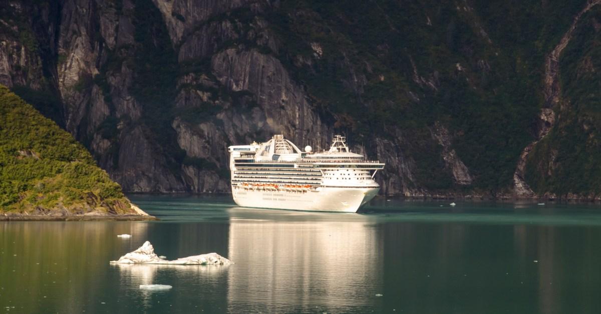 7-night Alaska cruise on Princess Cruises from $529
