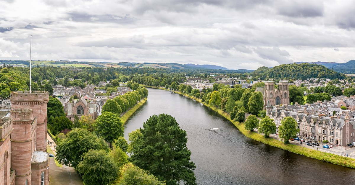 Flights to the Scottish Highlands in the $400s round-trip