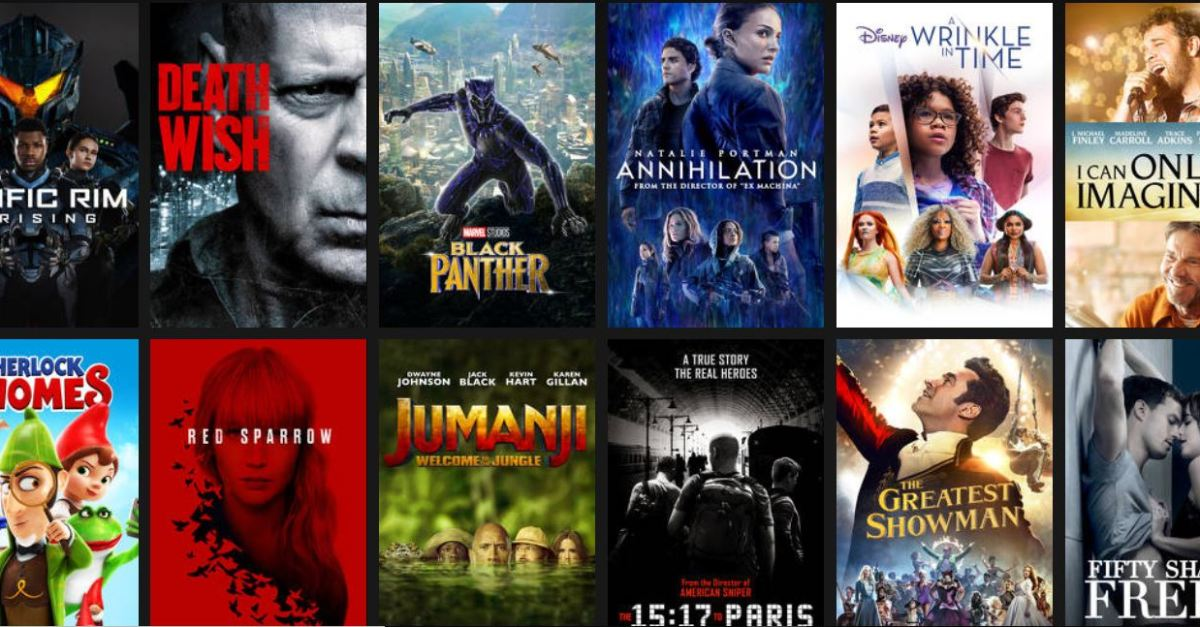 FandangoNow: Get a FREE movie rental with promo code!