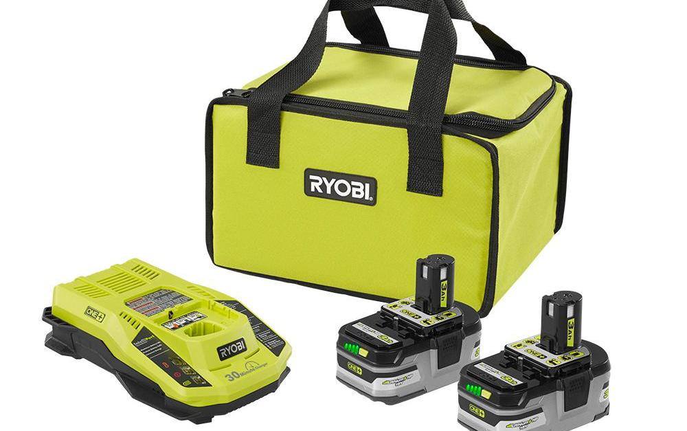 Get a free Ryobi power tool with Ryobi One+ battery and charger kit