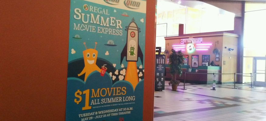 $1 kids flicks: Regal Summer Movies Express, AMC Summer Movie Camp and more