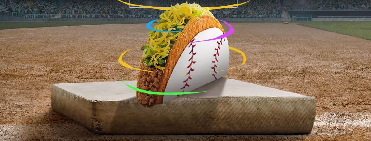 Taco Bell: Get a FREE Doritos Locos taco TODAY!