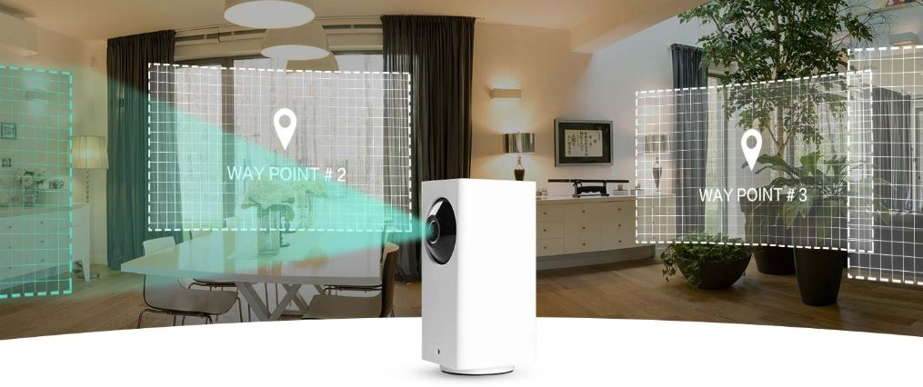 Wyze Cam Pan security camera for $30 - Clark Deals