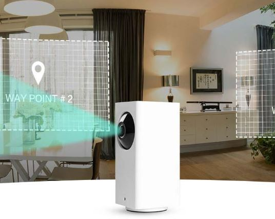 Wyze Cam Pan security camera for $30