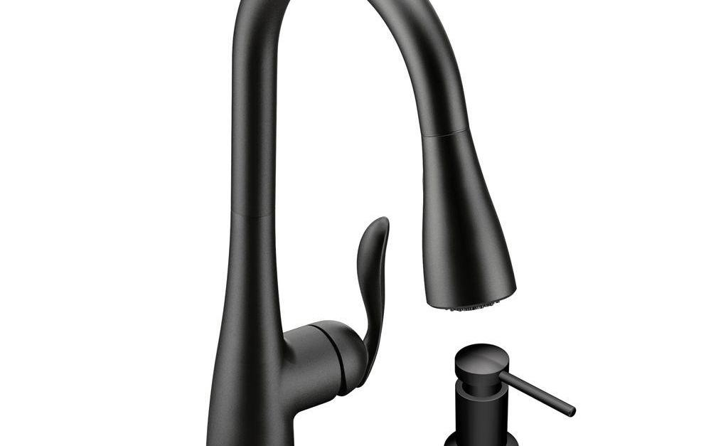 Today only: Save 30% on kitchen faucets at The Home Depot