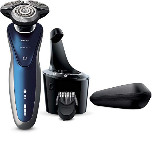 Today only: Philips Norelco 8900 wet & dry electric shaver for $130