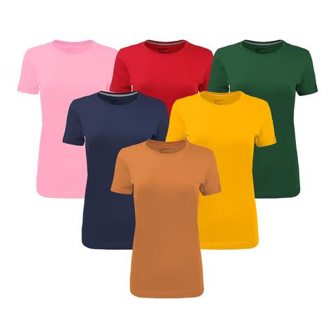 Ends soon! 3-pack Nike cotton women's t-shirts for $11, free shipping