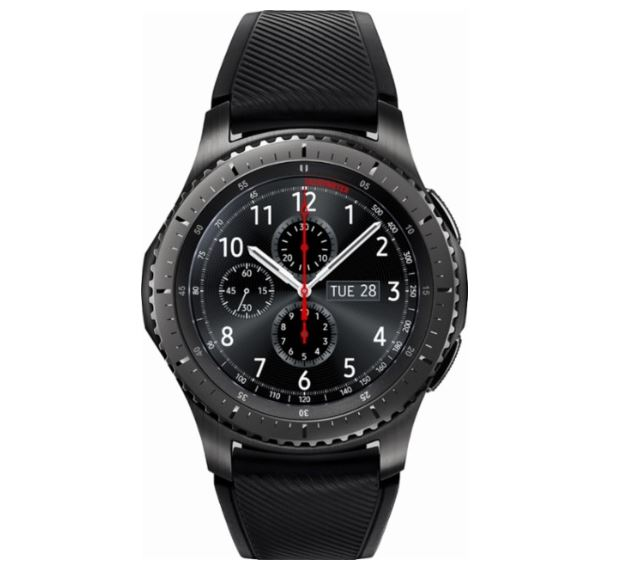 Samsung Gear S3 smartwatch for $280+ $100 Best Buy gift card