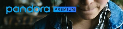 FREE 3-month trial of Pandora Premium