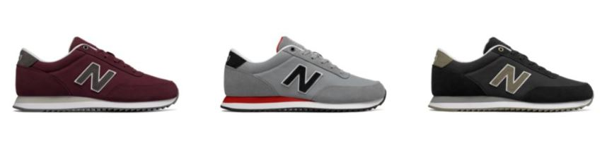 New Balance athletic shoes on clearance from $23, free shipping